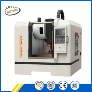 Centro de Mecanizado Vertical CNC fresadora CNC Vmc550 Taiwán