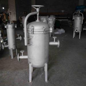 De Alta Calidad Industrial de10 pulgadas caja del filtro de cartucho de acero inoxidable
