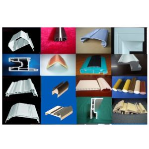 De forma especial de alta calidad perfil de PVC Proveedor en China