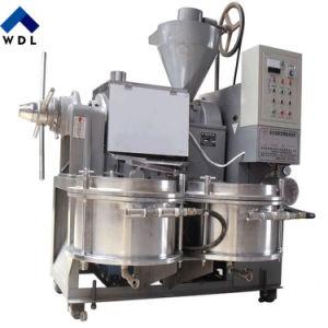 Froid/chaud, noir d'arachide de traitement des semences, pressoir à huile de tournesol / Extraction d'huile de la machine