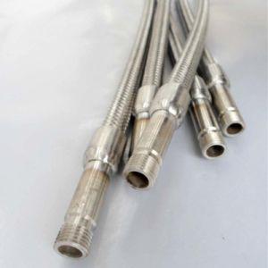 Autoklavierbarer Edelstahl-Metalschlauch