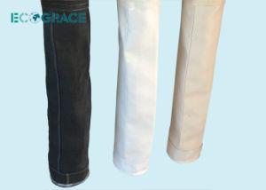 Стеклянный фильтр тканью мешок фильтра емкость для сбора пыли мешочных фильтра