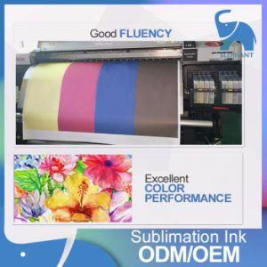 イタリアDx5のためのJ次のSublyの昇華織物インク