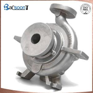 Aço personalizados/Aço Inoxidável/aço carbono fundido cera perdida/microfusão Corpo da Válvula de aço com jacto de areia/maquinação/Polimento