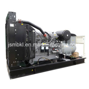 Heißes Dieselgenerierung 144kw/180kVA mit Perkins-Motor 1106D-E70tag4