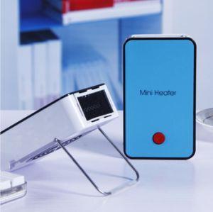 携帯用小型電気ヒーターのウォーマーの暖房の冬のたくわえのオフィスのための暖かい机のファンヒーター