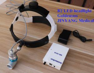 高品質の携帯用医学の口腔外科LEDヘッドライト3W