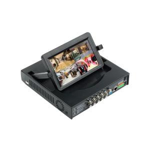 8CH 7 дюймовый монитор H. 264 ЖК-CCTV 1080P Wdm DVR
