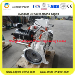 Wet Turbocharger를 가진 Cummins Diesel Engine