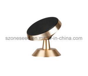 보편적인 차 대쉬보드 금속 물자 4 PCS 자석 보편적인 자석 전화 홀더