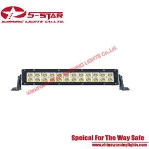 120W leiden van Epistar van de Lichte Staven van de Weg voor de Vrachtwagen van de Jeep SUV