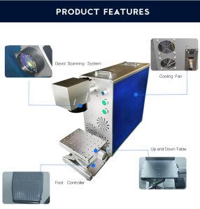 Markierungs-Maschine Laser-20With30With50W mit Raycus Lasersender