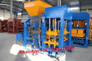 máquina para fazer blocos hidráulicos4-15 Qt máquina para fazer blocos ocos
