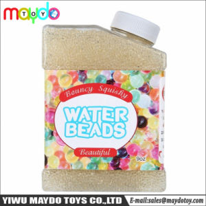 Amazonas 9oz de agua de gelatina transparente perlas de gel creciente las  bolas para Orbeez SPA Llenado de los niños juguetes sensoriales 9858cd68c11f