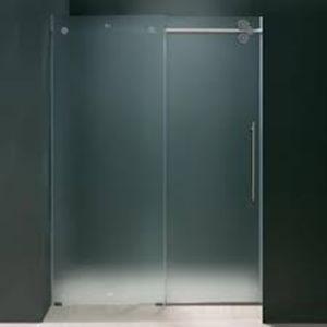 [5-19مّ] قسم زجاج يليّن زجاجيّة باب زجاج