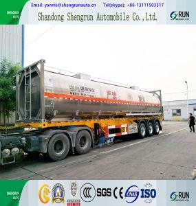 20FT 30FT 40FT Kraftstoff-Rohöl-Becken-Behälter