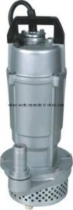 Qdx15-10-0.75 eléctrico de alta calidad bomba de agua sumergible