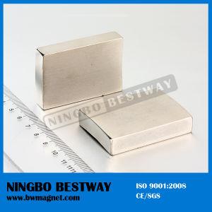 Горячая продажа Сверхмощные магнитов NdFeB магнит Super мощных магнитных Китая ммм100 ммм NdFeB N45 Блок магниты