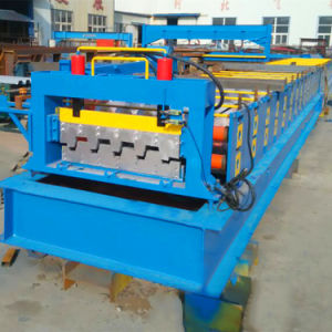 فولاذ مادّيّة [دكينغ] لف يشكّل آلة بناية آلة بناء آلة