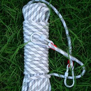 Feu de polyester à échapper à la corde de sauvetage 16mm