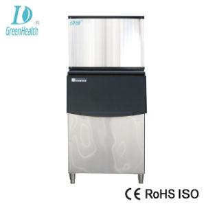Green&Health kommerzieller grosser Eis-Würfel-Hersteller, der Maschine herstellt