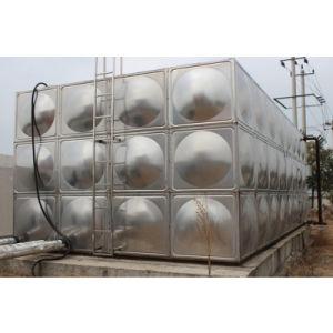 Reforçar o Tratamento de Água do Tanque do painel portátil montado