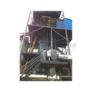 Estágio duplo Gasifier Carvão para Sri LAN/2018 China Novo Design pequeno Gasifier de poupança de energia para o Carvão Gasifier Heatinh/Fornecedor