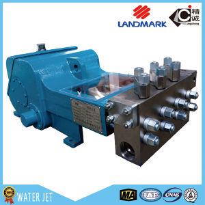Pompe à haute pression commerciale d'eau de mer de la qualité 36000psi d'assurance (FJ0148)