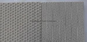 エネルギー効率が良い赤外線蜜蜂の巣陶磁器バーナーの版の赤外線陶磁器の版