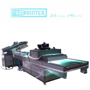 Pantalla de la Impresora de Oblicua del Brazo Conecta Máquina de Curado UV con Brazo del Robot