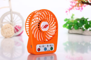 Bureau de poche rechargeable portable USB Mini ventilateur