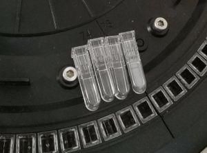 高度の病院のベンチ上の自動化学検光子