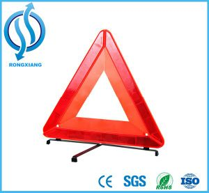 LEDの警告の三角形、反射安全LED三角形、標識燈の警告の三角形