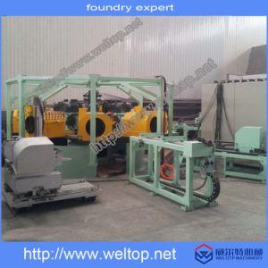 Linea di produzione a stazione multiple del pezzo fuso centrifugo per i ricambi auto