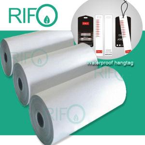 Rifo flexible de alta calidad de impresión Offset papel sintético con RoHS