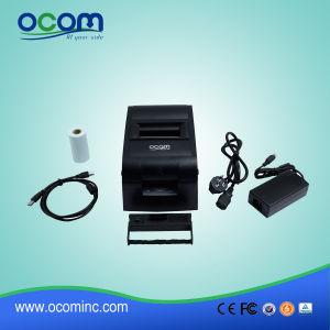 Ocpp-762 de 76mm Mobiele Printer van het Ontvangstbewijs van de Matrijs van de PUNT voor Loterij