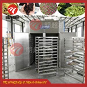 Machine de séchage de gingembre en acier inoxydable avec circulation d'air chaud