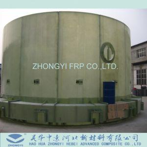 Het Klaarsel van de Glasvezel FRP GRP voor de Behandeling van het Water van het Afval