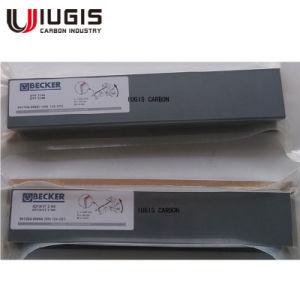 A TVP3.140 Ek60 da Palheta de grafite para Becker 90133400007 Wn 124-031