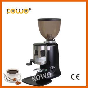 Ce approuvé trémie ronde turc moulin à café expresso électrique réglable pour Café