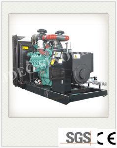 고명한 상표 Cummins 굴뚝 가스 발전기 세트 (300KW)