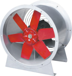 De AsVentilator van de Ventilator kt-c (gedreven riem)