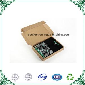 La impresión de logotipo de la caja de cartón corrugado plegable Caja de los aviones para envases de prendas de vestir