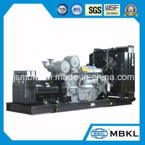 grosser 1000kw/1250kVA Kraftwerk-Generator durch die Anwendung des BRITISCHEN Perkins-Dieselmotor-Modells 4012-46twg2a