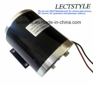 500W 24V Gleichstrom-Motor für Reinigungs-Maschine und elektrische Sprühmaschine
