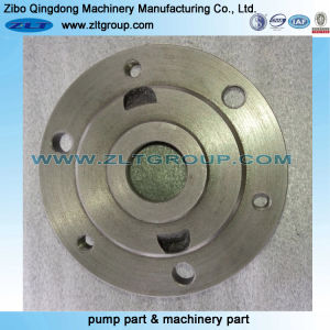 La maquinaria de fundición de arena de la bomba química proceso ANSI Adaptador para fundición de hierro
