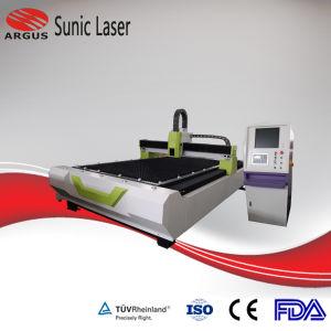 Galvanisées la découpe laser à fibre de la faucheuse de métal