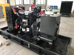 30kw無声強力なディーゼル発電機