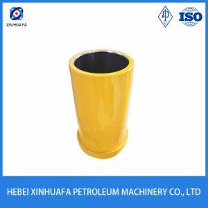 bomba de lama plástico da bomba de peças/Bomba e Válvula de pistão/Resistência Bimetálica para bomba de lama da Camisa do Cilindro