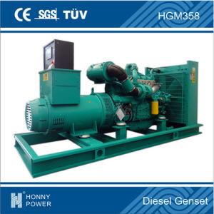 Contrôleur de l'alternateur du moteur diesel 275kw Groupe électrogène